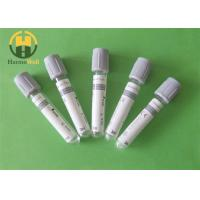 Lab Consumables Disposable Vacuum blood sampling tube glucose tube Manufactures