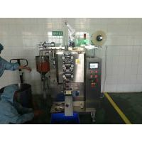 Durable Full Automatic Sauce Packaging Machine On Spot After - sales Service Manufactures