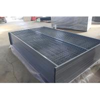 "Quality Canada temporary Construction Fence H 6'/1830mm and W 9.6' /2950mm tubing 1"" for sale"