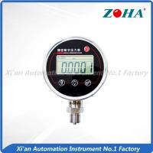 China 220V Digital Low Pressure Gauge / Electronic Pressure Gauge For Measuring Pressure on sale