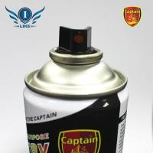 China Car Paint / Plastic Coating Usage Aerosol Spray  Paints Colors OEM on sale