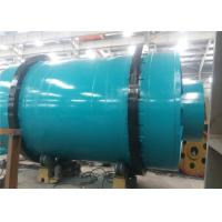 Three Drum Rotary Drum Dryer Mineral Dryer Plant 1500 Shell Diameter Manufactures