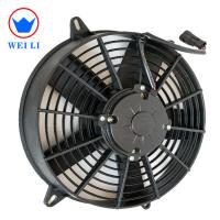 Automotive Bus Air Conditioner  24v DC Condenser Fan In 12 Inch Manufactures