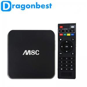 China M8C Android Mini Pc Tv Box Kodi Preinstalled 4k 2k Support 1G RAM 8G ROM on sale