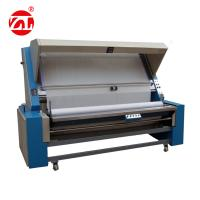 Automatic Fabric / Textile Testing Machine Used In Inspection And Rolling 220V / 380V Manufactures