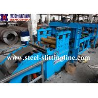 Automatic Steel Cut To Length Line , 0-50m/min Line Speed 5T Weight Manufactures
