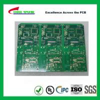 Custom PCB Boards Multilayer Pcb Fabrication Aeronautics IMMERSION GOLD + HARD GOLD Manufactures