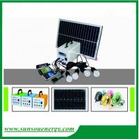 High quality 10w residential solar power kits / solar energy kits with competitive price for hot sale Manufactures