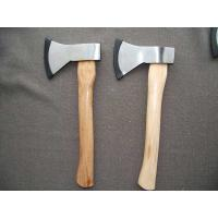 600G Carbon Steel Hatchet Hand Working Axe With Hickory Wood Handle (XL0135) Manufactures