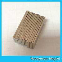 Super Powerful Industrial Neodymium Magnets Bar Shaped High Flux Manufactures