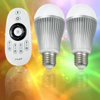 2.4G Wireless Remote Control 6W dimmable LED Bulb Light Manufactures