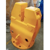 Yellow Electric Vibro Pile Foundation Construction Equipment Manufactures