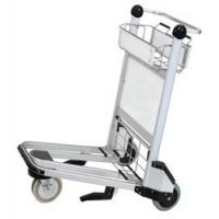 China Powder Coating Airport Luggage Trolley on sale