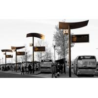 High Energy Efficiency Bus Station Signs 1150mm x 620mm x 492mm Manufactures