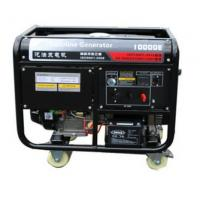 China Mobile Home 8500w portable gasoline generator electirc power 4 stroke OHV 220V single phase on sale