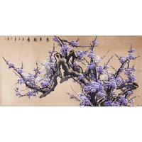 Traditional land scape cotton fabric, PVC, PP, PET, photo paper wall decoration painting Manufactures
