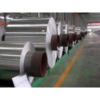 Embossed Stucco Aluminum Coil For Refrigerator Production 0.06 - 3.0 mm Thickness Manufactures