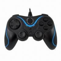 Computer Game Controller with Stylish Design and Axises 12 Buttons Manufactures