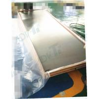Quality Chemical Processing Plants Titanium Foil Sheet CP Grade 2 ASME B265 for sale
