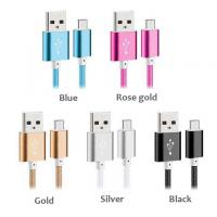 China 2016 Andriod Mobile Phone Charging Cable Fabric Braided Data Cable for Iphone 5/6 on sale
