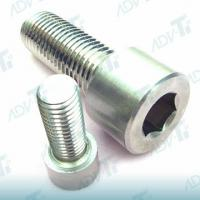 Partially Threaded Titanium Fastener Titanium Hexagon Socket Head Cap Screw Manufactures