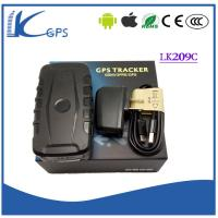 LKGPS LK209C 2015 Popular Magnetic GPS Tracker 20000mAh gps vehicle tracker with Android a Manufactures