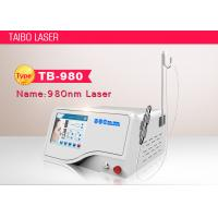 China Home Use 980nm Diode Laser Vascular Removal Varicose Veins Reduction Skin Beauty Machine on sale