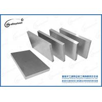 China High Bending Strength Tungsten Carbide Wear Plate Polished Grinding on sale