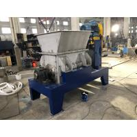 Durable Strong Power Double Shaft Crusher For Sheep Or Cow Bones ABB Motor Manufactures
