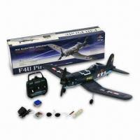 China Radio-controlled Air Plane with Nice Color, Measuring 91 x 27.8 x 18cm on sale