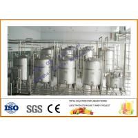 SS304 Complete Dairy Milk Production Line CFM-P-5-10-T/H CE Certification Manufactures