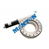 21 Inch Worm Gear Slew Drive S Series Single Worm Slewing Drive Sun Tracker Manufactures