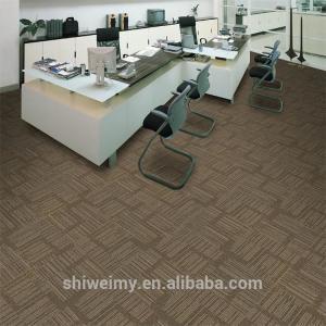 Heavy duty 50*50cm V-tron carpet tile supplier Manufactures