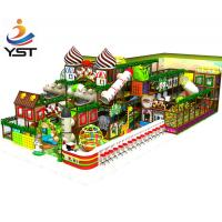 China Commercial Soft Indoor Playground Equipment YST1804 - 19 Apply To 3-15 Years Old on sale