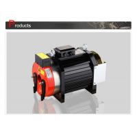 Energy Saving Gearless Traction Machine / Lift Spare Parts SN-FX240-XB Serial Manufactures