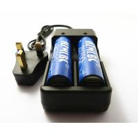 China UK Plug Rechargeable Battery Charger 2A For High Capacity Lithium Batteries on sale