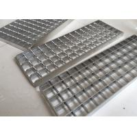 19W4 Twisted Bar Stainless Steel Grating Support Custom ISO9001 Approval Manufactures