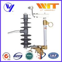 Buy cheap 12KV - 15KV Composite Polymeric Cut Out Fuses Overload Protect Wholesale from wholesalers
