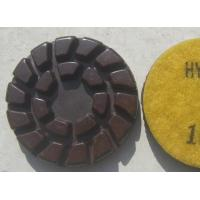 Diamond Hybrid Transitional Pads For Concrete Manufactures