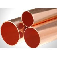 China Multi Standard Type M Copper Pipe Plumbing Copper Tubing Recyclable 3-6m Length on sale