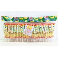 3g Compressed Candy , Multi Fruit Flavor Small Brochette Candy Manufactures