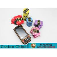 13.56MHz RFID Casino Chips Handheld Portable Terminal PDA Reading Writing Collector Manufactures