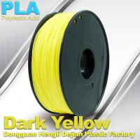Diameter 1.75mm / 3.0mm 1.0KG / roll PLA Filament For 3F Printer In Stock Manufactures