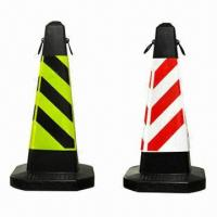 PE Traffic Cones with 75cm Height Manufactures