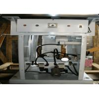 380V Dry Cleaning Press Machine , Ironning Collar Cuff Shirt Steam Press Manufactures
