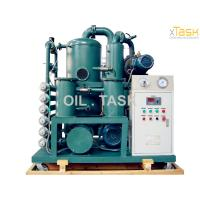 Vacuum Transformer Oil Purifier Machine Transformer Oil Filtration Plant Model ZYD-50(50LPM) Manufactures