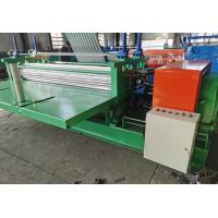 China Barrel Style Sheet Roll Forming Machine 380v 50hz 3 Phase 1000mm Coil Width on sale