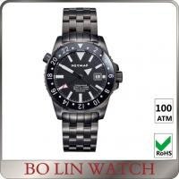 Milanese SS Mesh Strap Stainless Steel Dive Watch Automatic 3 Hands BGW9 Super Luminous Manufactures
