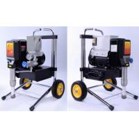 Residential Airless Electric Paint Sprayer With Electric VFD Control Box Manufactures
