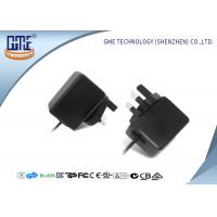 Direct Plug in Level VI RequesType AC / DC Adapters with GS CB , Approval  in UK Manufactures